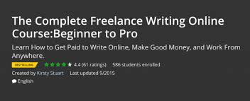 online lance writing courses you can take right now the  online lance writing courses udemy
