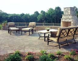 stone patio fireplace diy outdoor kits
