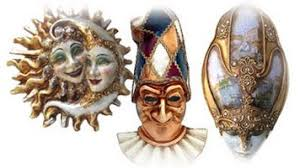 Decorative Venetian Wall Masks Decorative Wall Masks Venetian Masks 60 Venetian Masks 1