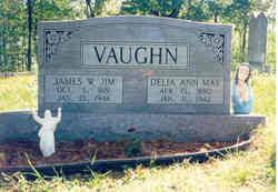 James Wesley Vaughn (1881-1946) - Find A Grave Memorial