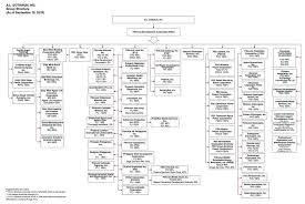 Filinvest Development Group Conglomerate Map