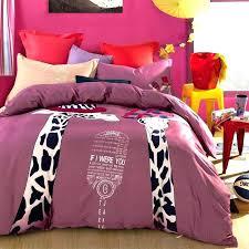queen size kid bedding set giraffe sets kids print no quilt cotton childrens comforter queen size kid bedding set animal giraffe