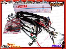6v complete main wiring harness early royal enfield cheapest prices 6v complete main wiring harness early royal enfield