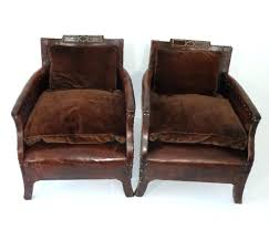 leather club chairs vintage. Vintage Club Chair For Sale Leather French Chairs
