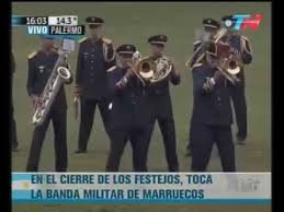 Resultado de imagen para Banda Militar de Marruecos