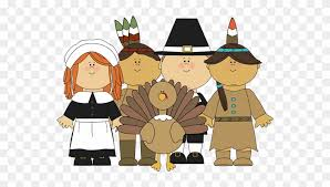 thanksgiving pilgrim clipart. Wonderful Thanksgiving Free Thanksgiving Dinner Children Clipart To Color  Pilgrims With Pilgrim