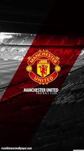 wallpaper logo manchester united 2018