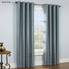 anna grommet curtain pair
