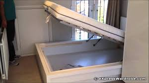 Ikea malm storage bed Queen Youtube Ikea Malm Storage Bed Design Youtube
