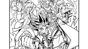Part of what makes him so useful is that it's. The Creator Of Yu Gi Oh Shared An Awesome Coloring Page On Social Media Geektyrant