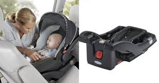 graco snugride connect 30 35 lx infant car seat base black 27 53 regular 60