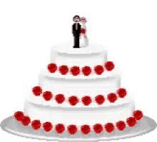 Wedding Cake Gifs Tenor