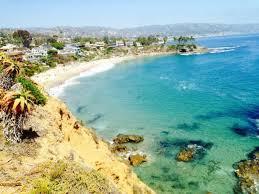 Shaws Cove Laguna Beach Laguna Beach California I Realized