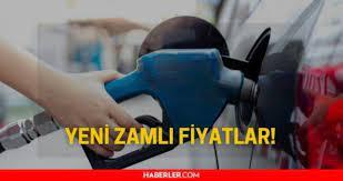 Akaryakıt fiyatları! Yeni benzin fiyatları! Dizel fiyatı ne kadar? 1 litre  benzin kaç km gider? - Haberler