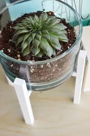 Mid Century Plant Stand Mini Mid Century Plant Stand Diy Angean Angean