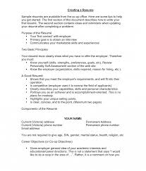 Entry Level Resume Objective Marketing Major Resume Student Objective Mba Template Photos HQ 98