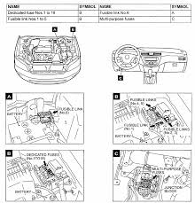 i need a fuse box diagram for 2002 lancer 2000 mitsubishi eclipse fuse box location at 2000 Mitsubishi Eclipse Fuse Box Location