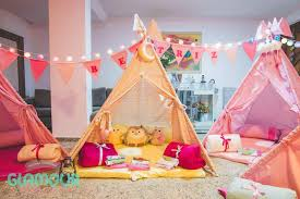 tent decoration for birthday