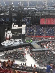 Taylor Swift Gillette Stadium Seating Chart Gillette Stadium Section Cl10 Concert Seating