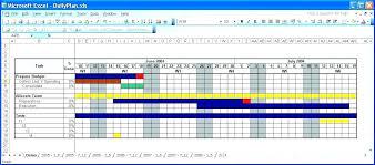 Week Calendar Excel Spreadsheet Weekly Handtype