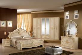 Modern Baroque Bedroom How To Decorate A Baroque Style Bedroom Interior Designing Ideas