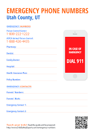 important emergency phone numbers print and hang on the fridge training independent agents in colorado utah arizona health insurance agent