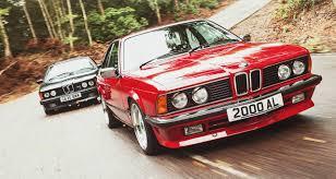 BMW 5 Series 1983 bmw 5 series : BMW E24 Giant Test from 628CSi, 633CSi, 635CSi, to M635CSi and ...