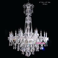 extra large chandelier large chandelier with crystal pendants big lamp for hotel extra large crystal chandeliers