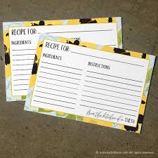 Where To Buy Recipe Cards In Stores Kappa Alpha Theta Recipe Cards Pansy
