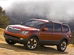 2009 Kia Borrego review