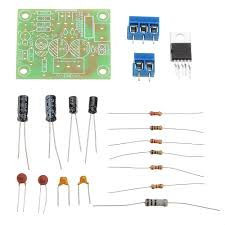 diy lm1875t single channel fever grade hifi power amplifier board speaker kit cod