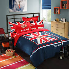 british flag bedding set