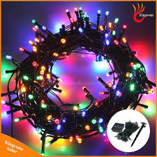 Light Source Christmas Lights Hot Item Led Solar Christmas String Lights For Outdoor Fairy Holiday Decorations Lighting