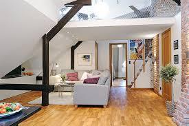 Unique Loft Apartment In Sweden IDesignArch Interior Design Fascinating Loft Apartment Interior Design