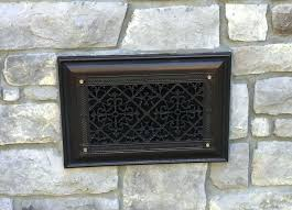 exterior vent cover customer photo exterior wall vent covers