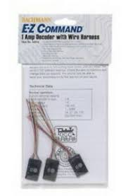 bachmann 44914 ho 1 amp dcc decoder ( 28 128 speed step ) w wire Wire Harness Drawing at Ho Scale Wire Decoder Harness