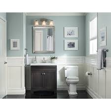 Painting Cultured Marble Sink Shop Style Selections Drayden Grey Integral Single Sink Bathroom