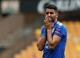 Luapan Kekecewaan Mahrez  Terhadap Foxes