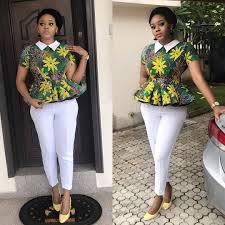 African Print Designs 2018 African Print Tops Designs Look Good In These Fabulous