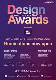 Society Of Publication Designers Awards Nominations Open For Design Middle East Awards 2019