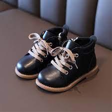 Giày Bốt Thời Trang Mùa Đông Cho Bé Gái 1-2 - 3-5 Tuổi tại Nước ngoài