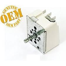 com whirlpool infinite switch for range home whirlpool stove oven range 8 surface burner infinite switch 3148954 wp3149400