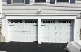 image of garage door trim kit