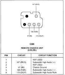 ford explorer factory amp wiring diagram  ford explorer limited the wire harness color code on 1996 ford explorer factory amp wiring diagram