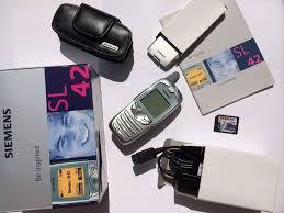 Архив: Siemens SL42 - НОВИЙ ...
