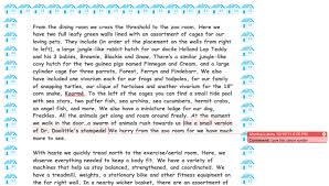 essay of my dream house descriptive essay of my dream house