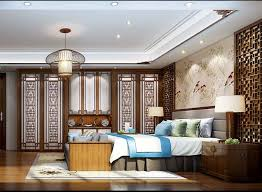 Modern Chinese bedroom decoration Figure