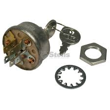 indak switch stens 430 538 indak starter ignition switch mtd cub cadet john deere am102551