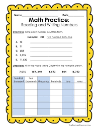 number words worksheets  number forms activity worksheets as well Converting Forms Worksheets as well  as well  as well  besides Mrs  McDonald's 4th Grade  Place Value Roll the Dice Worksheet likewise  additionally Converting Forms Worksheets also  additionally Understand the place value system   5th Grade Math   Math Chimp as well Place Value Worksheets   Place Value Worksheets for Practice. on 5th grade math expanded form worksheets