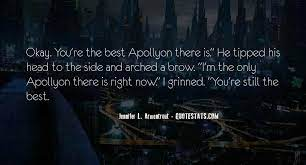 Premium users don't see ads. Top 24 Apollyon Quotes Famous Quotes Sayings About Apollyon